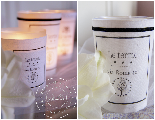 La mia barbottina: DIY :  My favourite SPA candels