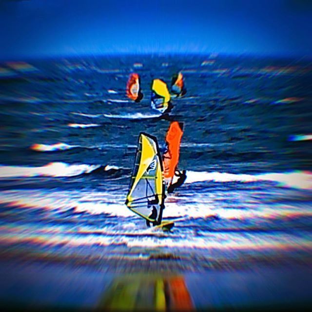 How can we know the dancer from the dance?.. WB Yeats. Windsurfers today dancing on the waves...  How can we know the dancer from the dance?.. WB Yeats. Windsurfers today dancing on the waves of an angry Irish Sea..breathtaking to watch.. . . . #windsurfing#coastalphotography#bythesea#coast#amateurphotography#photography#yourshotphotographer#colors#sea#waves#colorsplash#seascape#bluesky#shoreline#autumn#freshair#discover#water_shots#water_brillance#instagood#sealovers#phonephotography #irishsea