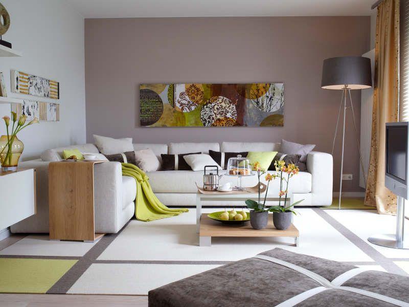 Farben Wohnzimmer: Coole farben für s wohnzimmer roomido. Wände