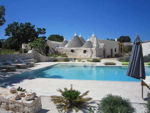 Villa Castelli Province of Brindisi, Italy • Beautifully restored trullo in south of Italy with huge infinity pool • VIEW THIS HOME ► https://www.homeexchange.com/en/listing/369147/
