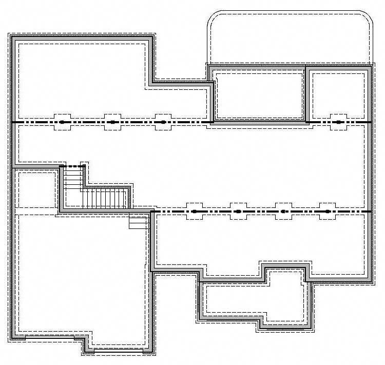 Simple Basement Ideas Basementdesign Basement House Plans Basement Layout House Plans