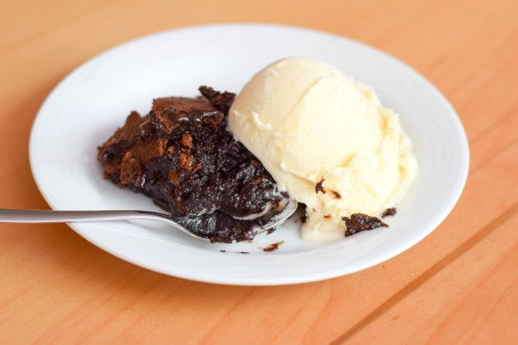 Budín de brownie - REJINILLA REJINILLA