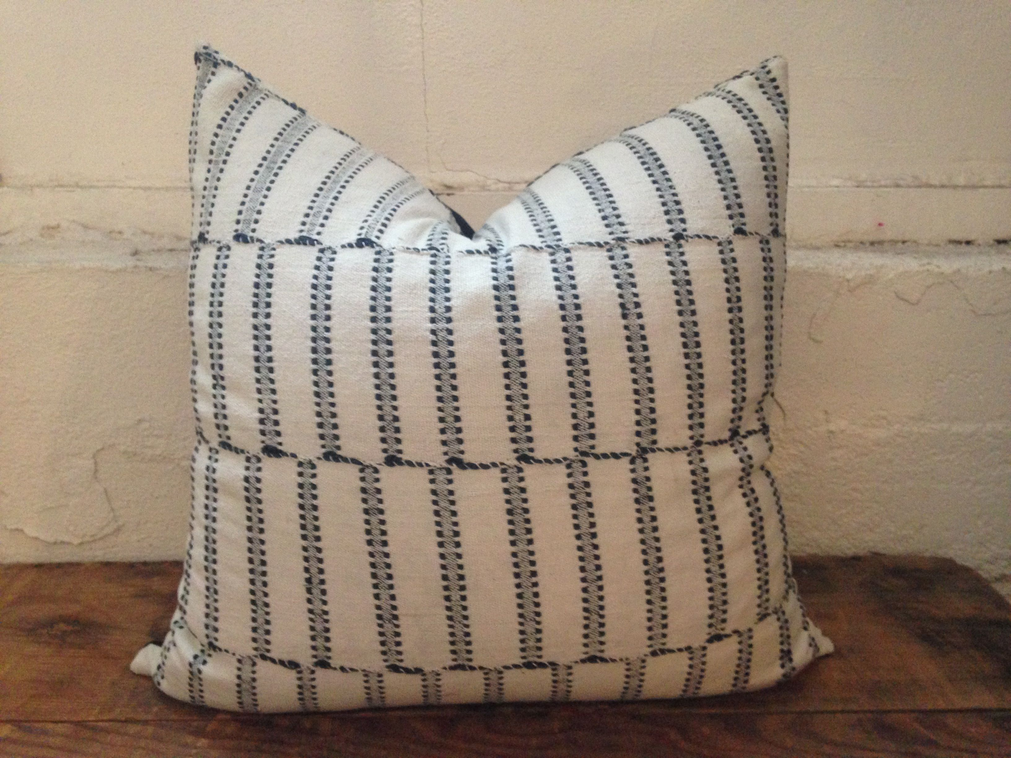 Our new favorite piece handwoven textile fashioned into gorgeous