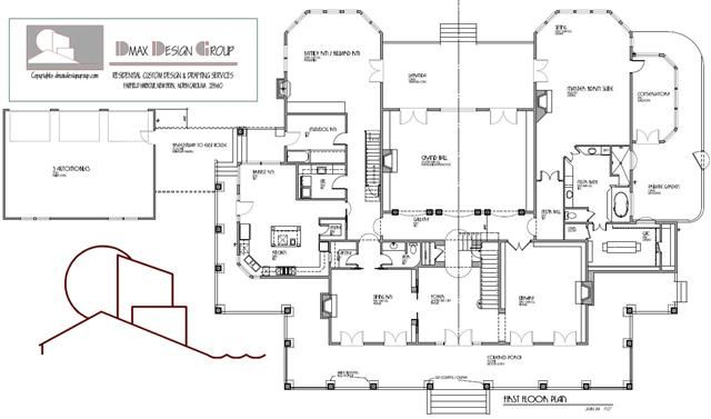 Plantation home floor plans google search floor plans for Plantation floor plan