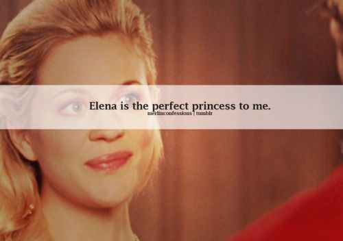I thought Elena and Arthur were cute together. Arthian and Arlena are both ships that I prefer or Arwen.