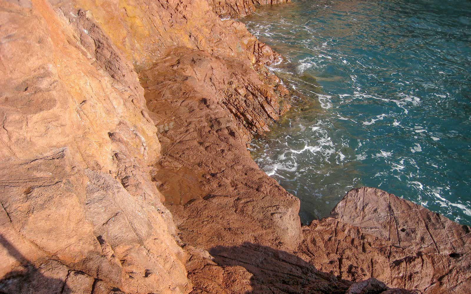 Exemples de rochers reconstitués et d'environnements en ...