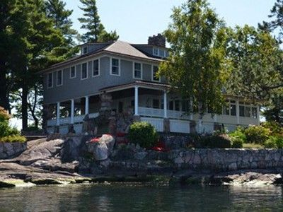 Alexandria Bay Cottage Rental Beautiful Home Private 5 acre