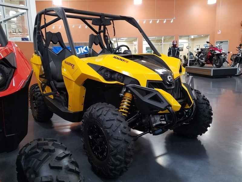New 2017 CanAm Maverick xc 1000R ATVs For Sale in Arizona