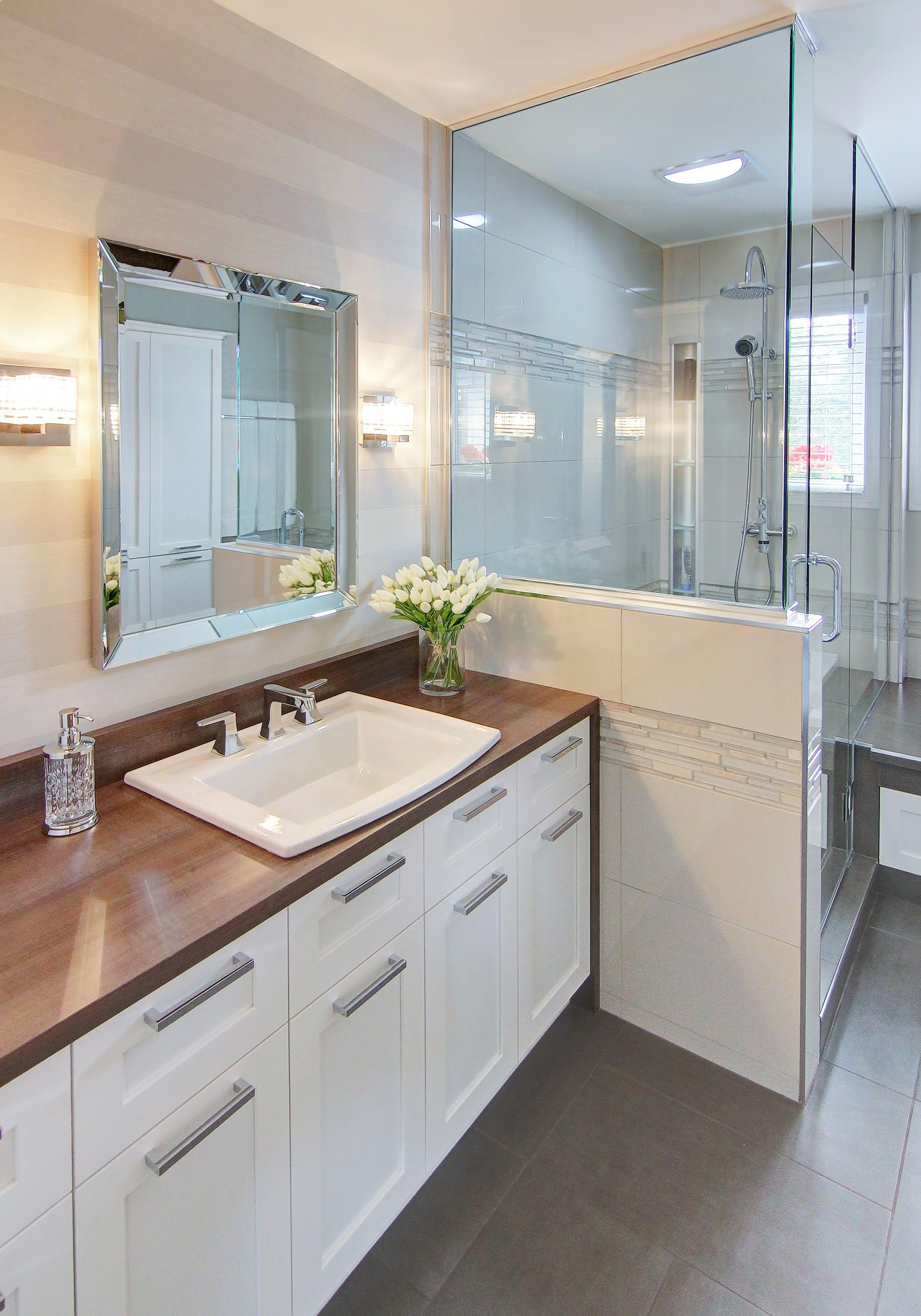 salle de bain chic classique design par st phanie gagnon bianc design info bianco design. Black Bedroom Furniture Sets. Home Design Ideas