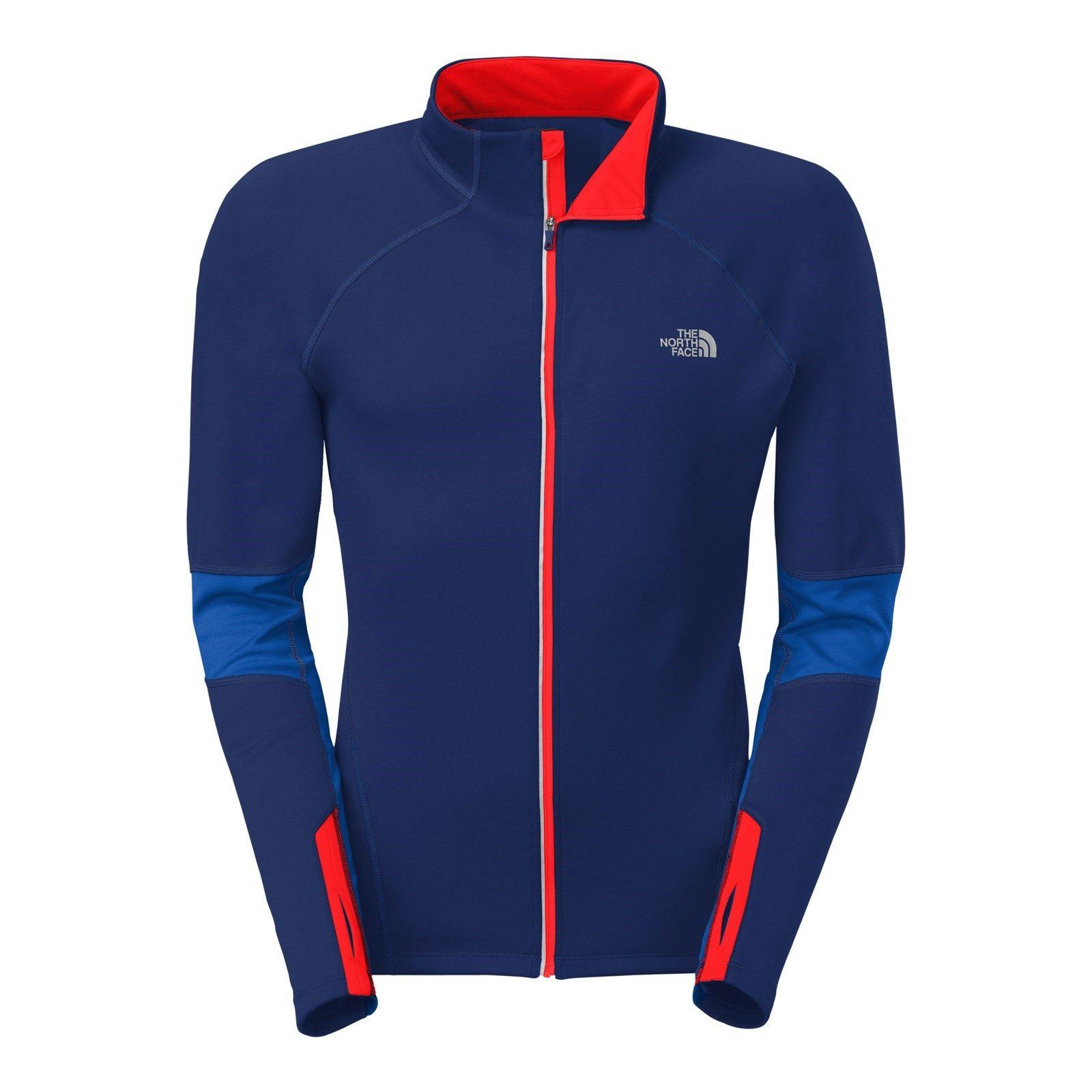 75ef7c349 The North Face Men's Momentum Thermal Full Zip | Men's Fitness Gear ...