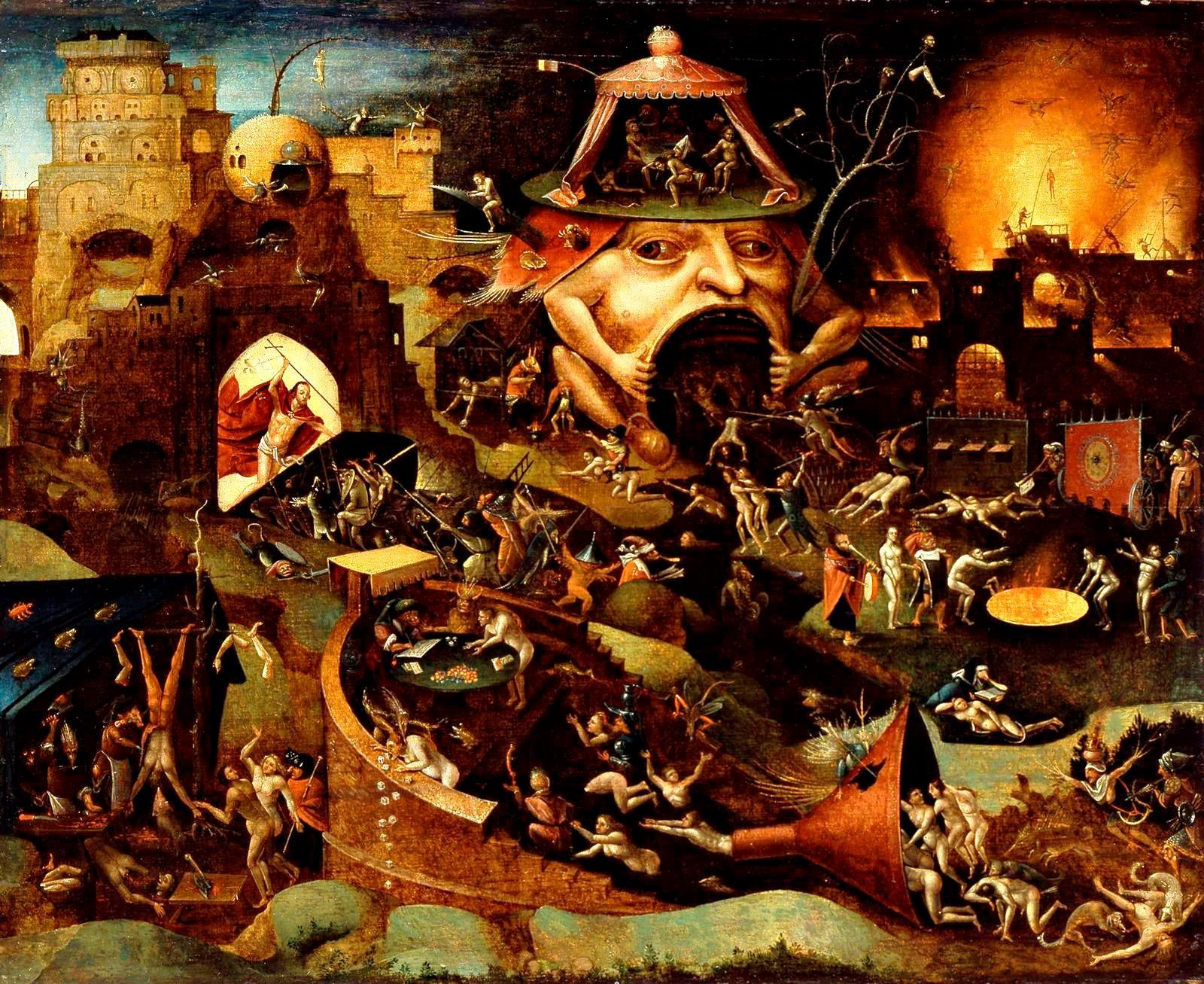 Master Artists Library Hieronymus Bosch