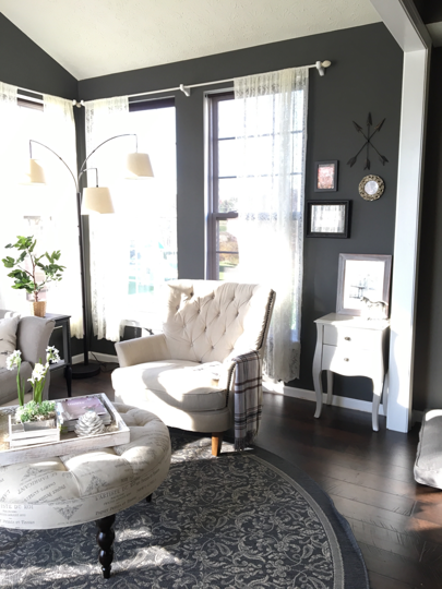 Sunroom With Full Source List Paint Colors Found At