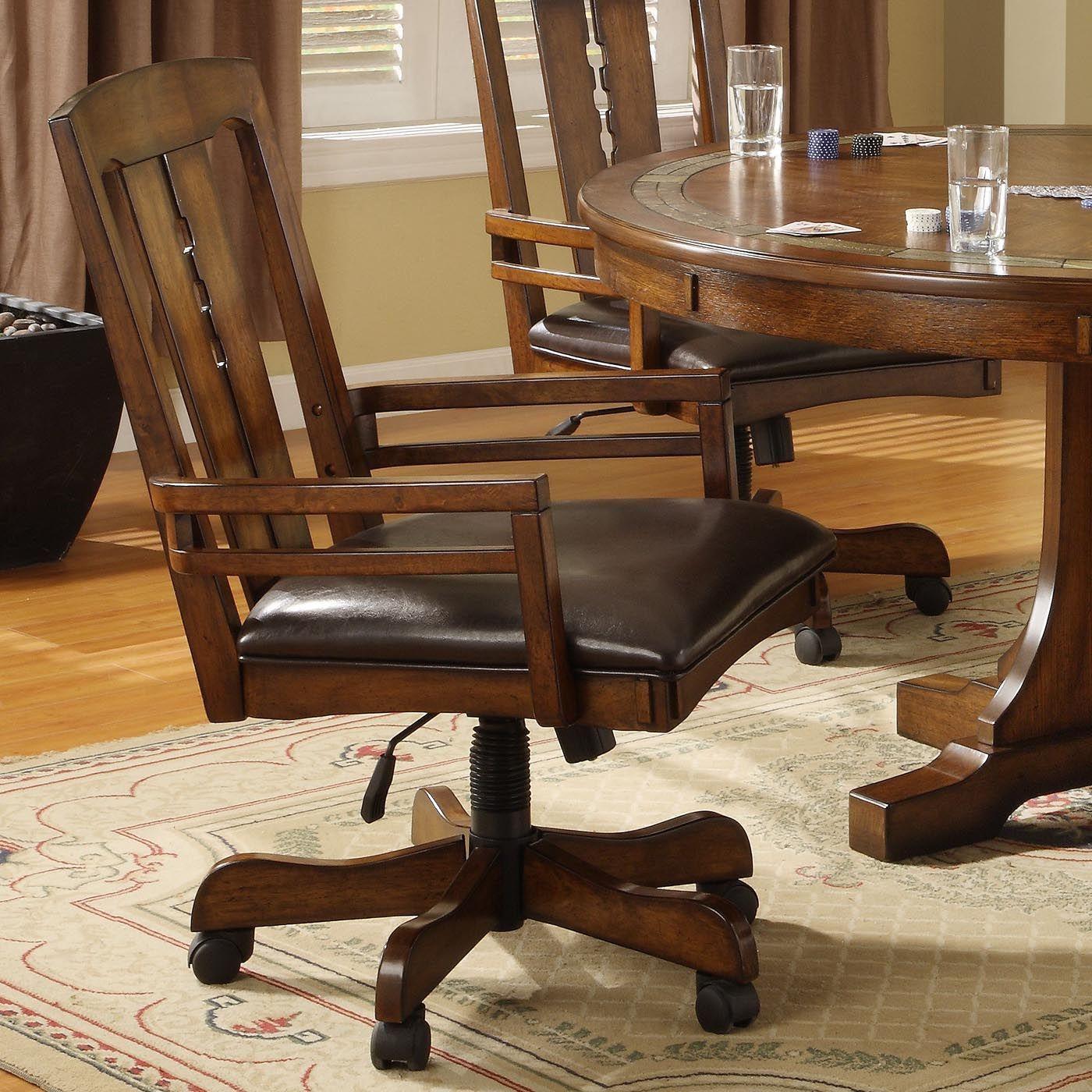 Riverside Furniture 2955 Craftsman Home Game Chair