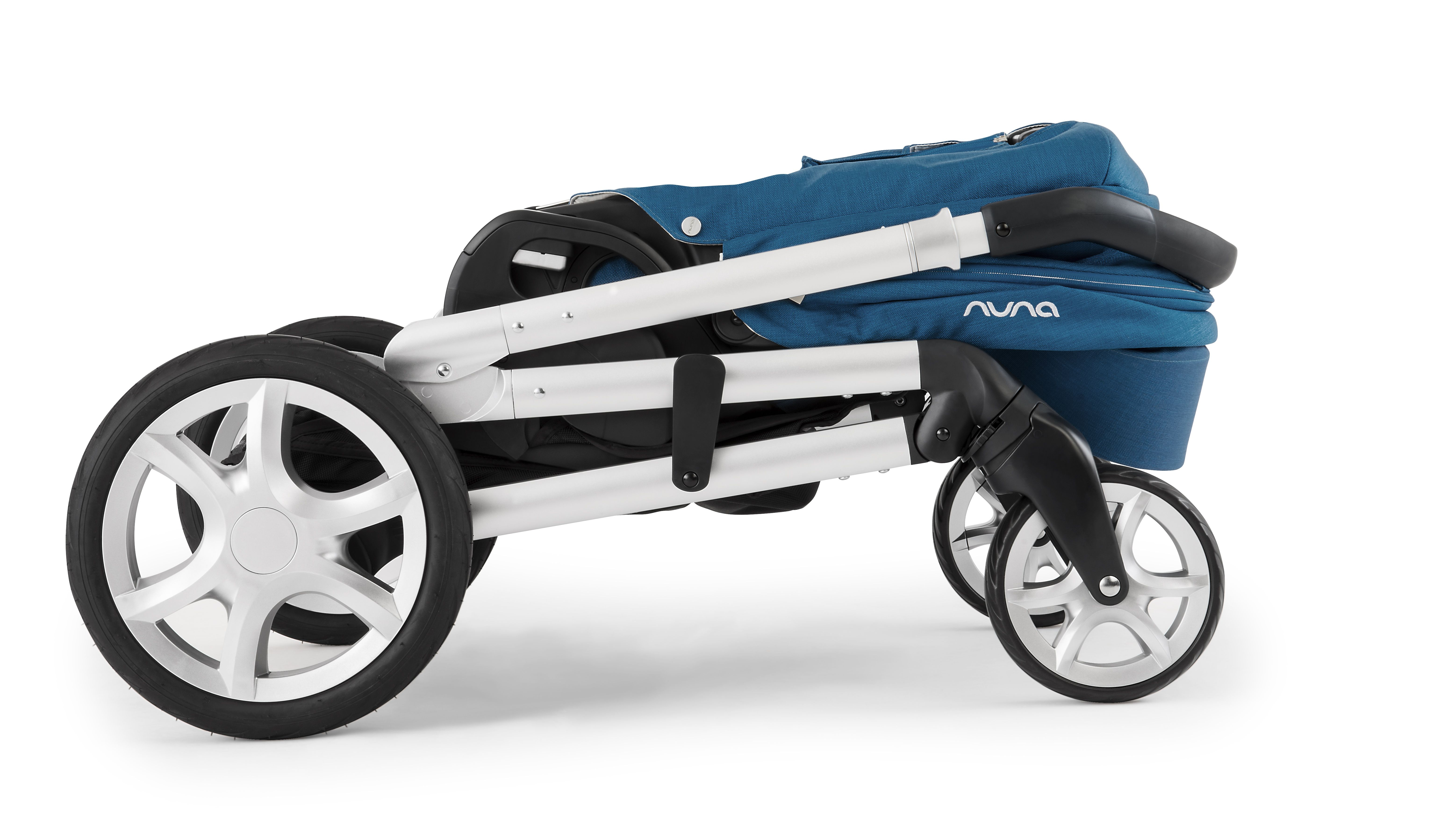 Nuna MIXX A customizable, convertible cruise with a