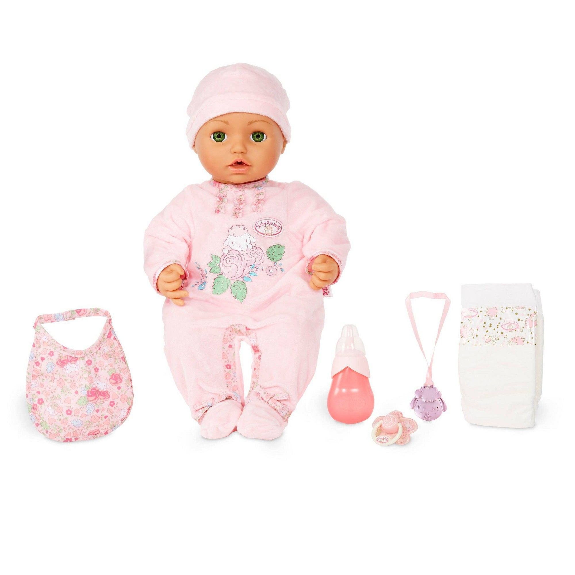Baby Annabell with Green Eyes SoftBodied Baby Doll Baby