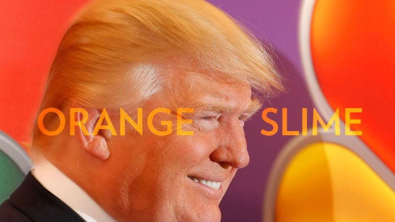 Image result for slime trump