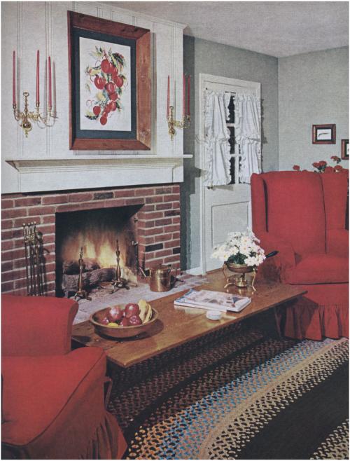 1950s Living Room Ideas | Desainrumahkeren.com