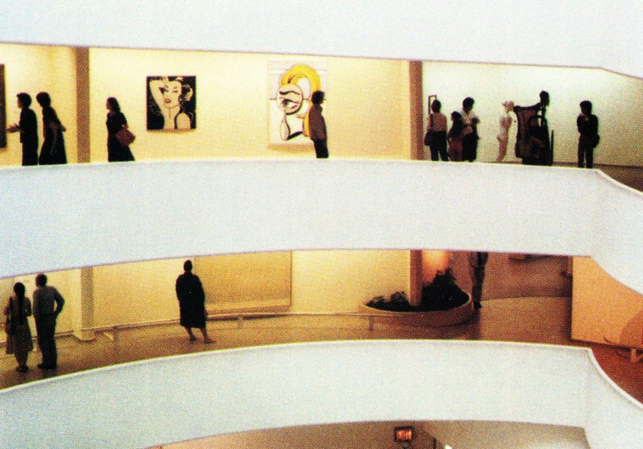 solomon r. guggenheim museum / by bob clemens