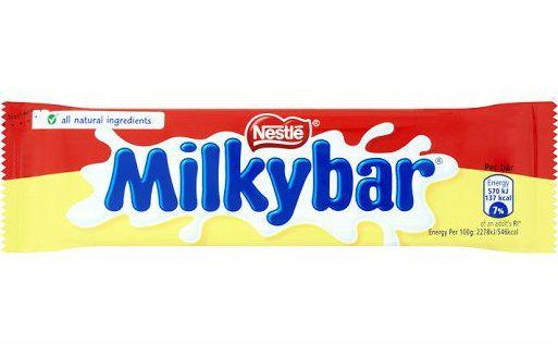 Nestle Milky Bar 25g