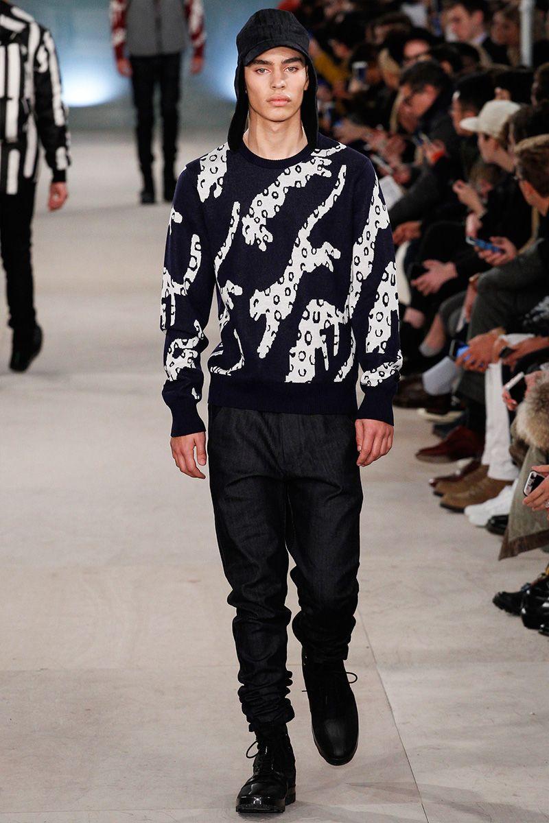 Christopher Raeburn  Fall Winter 2016 Otoño Invierno #Menswear #Trendes #Tendencias #Moda Hombre - F.Y!