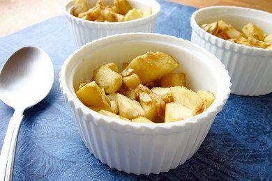 Healthy Apple Crisp | Recipe | Apple crisp recipes, Food recipes, Food