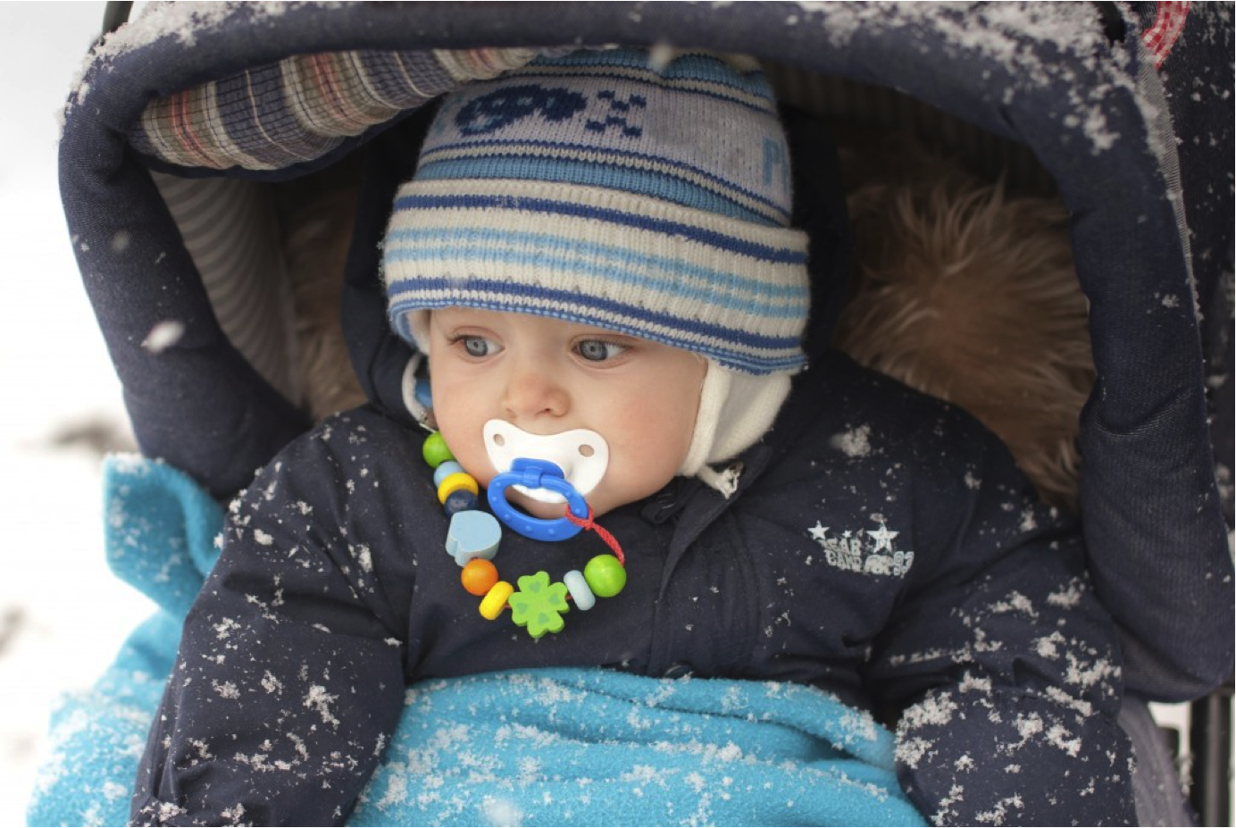 How To Dress And Care For Baby In The Cold Baby Tips Baby Winter Baby In Snow Winter Baby Clothes