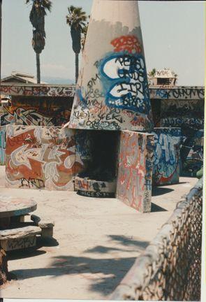The Pit Venice Beach California