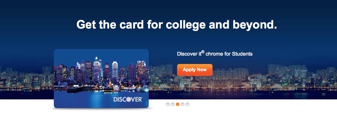 Discover Student Card Credit Card Design Cards Card Design