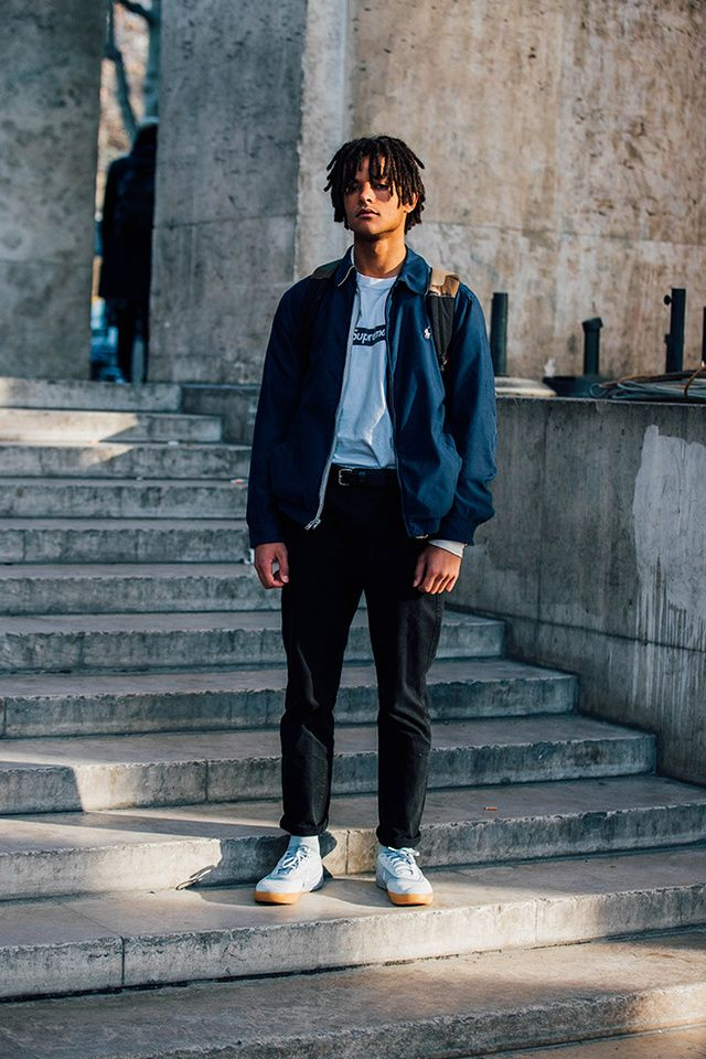 Style Fashion Homme Swag 2018