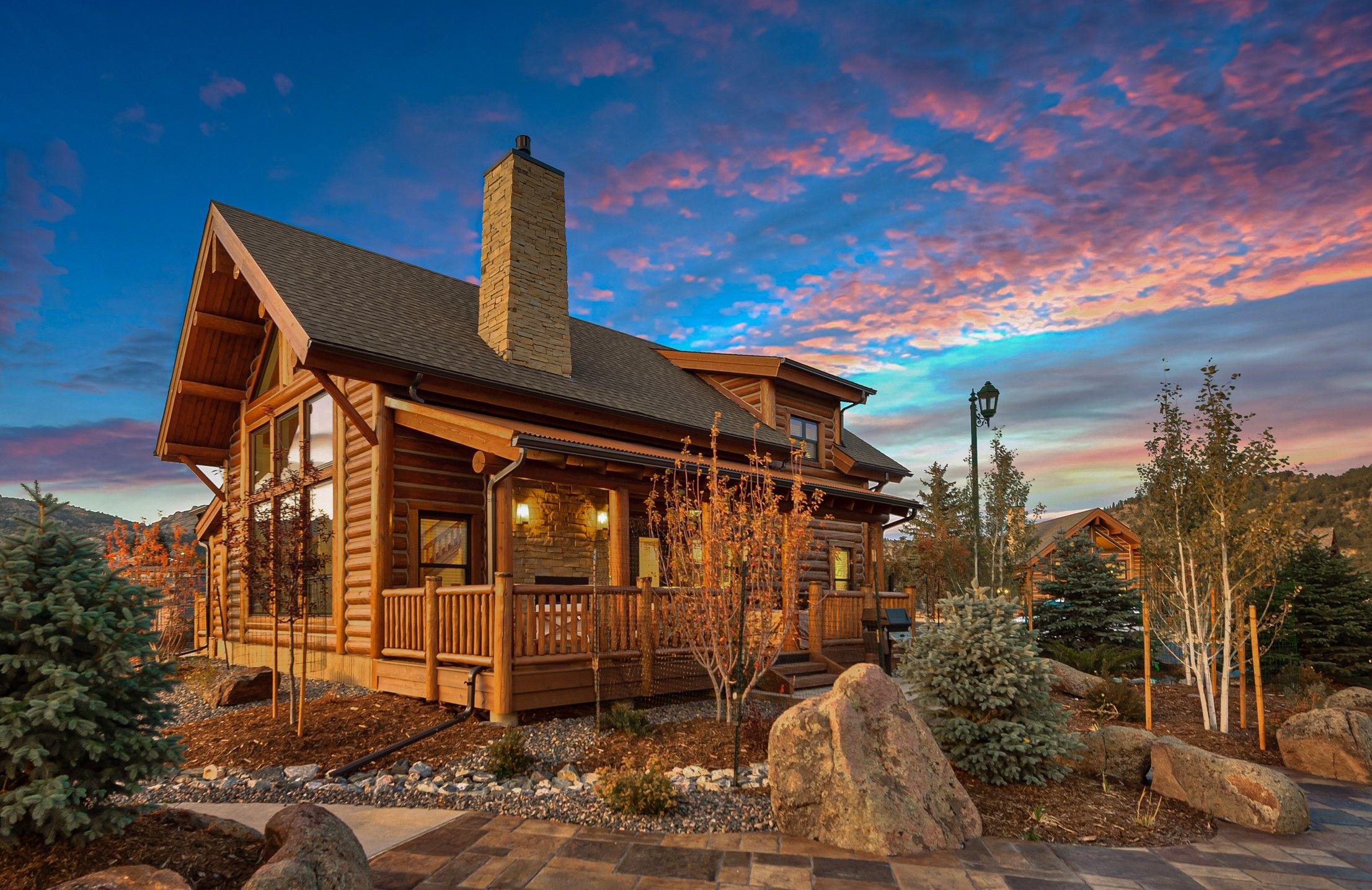 8 Luxury Log Cabins On Lake Estes In 2020 Estes Park Cabins Colorado Cabins Cabin Vacation