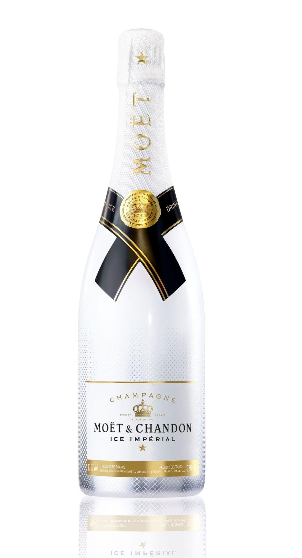3afd9e3b71c993 Moet Chandon Ice Imperial Champagne ᘡղbᘠ