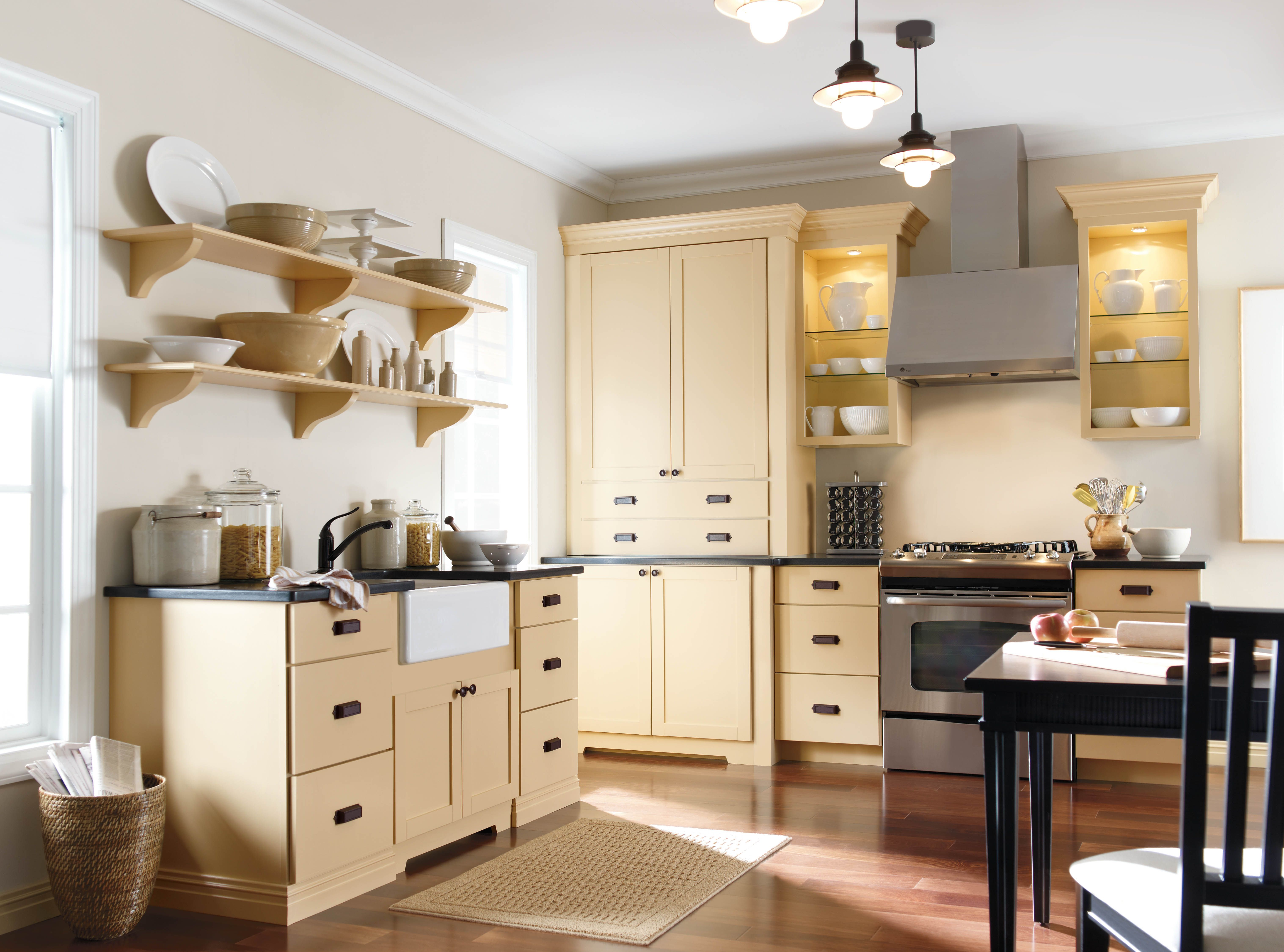 spectacular kitchen ideas cabinets above stewart for idea wall martha decorating