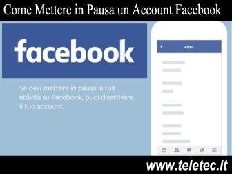 Come cancellarsi definitivamente da Facebook   Salvatore ...