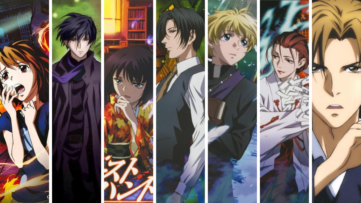 Pin on Detective Anime Series