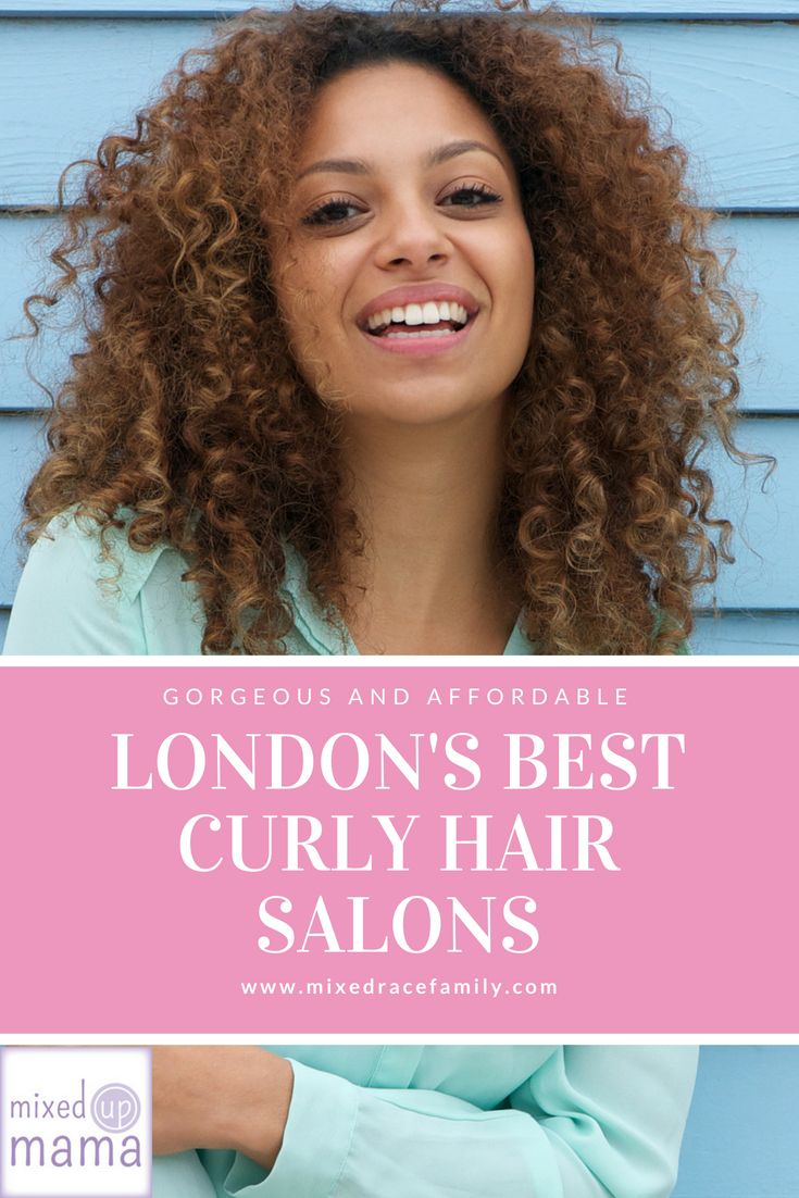 12 Best Curly Hair Salons In London Biracial Resources Pinterest Styles And