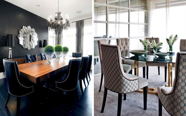 Ideas para decorar comedores elegantes | home | Dining table, Home ...