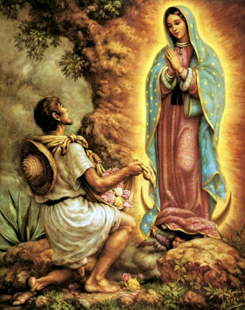 Jesús Helguera ~ Classical painter | Jesus helguera, Blessed mother, Virgin  of guadalupe