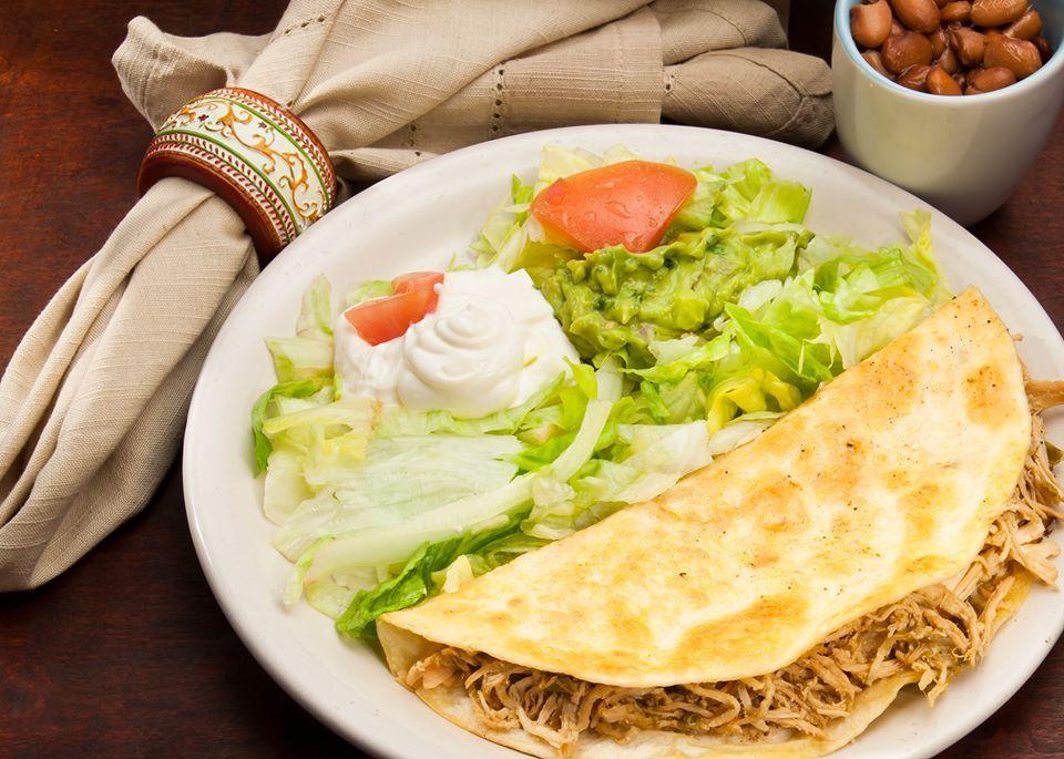Quesadilla Mexicana   El Vaquero Mexican Restaurant ...