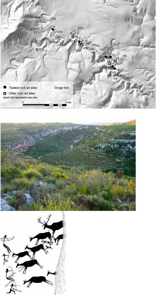 (1) Acoustic Rock Art Landscapes: a comparison between the Acoustics of three Levantine Rock Art Areas in Mediterranean Spain | Margarita Díaz-Andreu and Carlos García Benito - Academia.edu