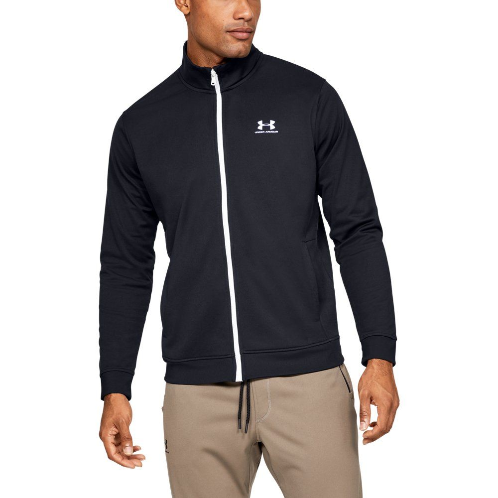 Men's UA Sportstyle Tricot Jacket | Under Armour US #sportclothes