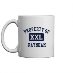 Raynham Middle School - Raynham, MA | Mugs & Accessories Start at $14.97