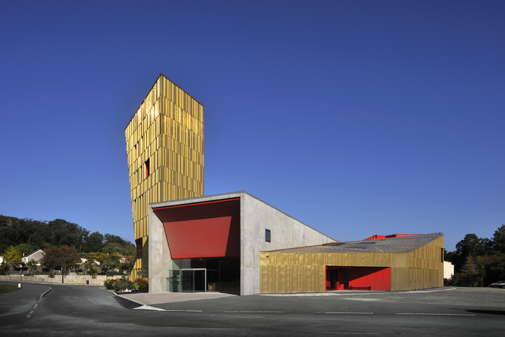 Gallery of Tour des Arts / Forma 6 Architects - 1