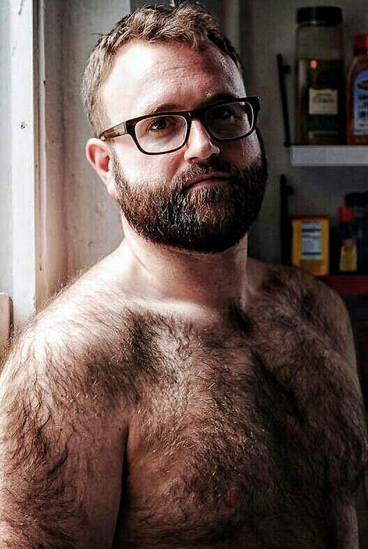 Hirsute Brofessor Handsome Beards Pinterest Hairy