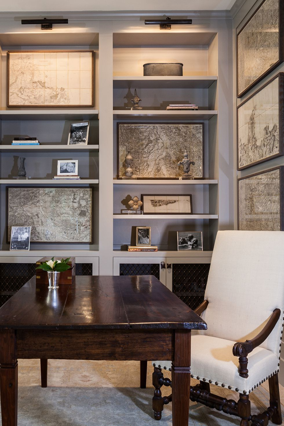 25 Rooms With Stylish Built In Bookshelves Home Office Decor