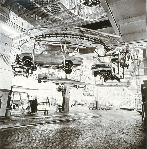 Cadillac Dealerships In Michigan: Detroit Vintage Manufacturers
