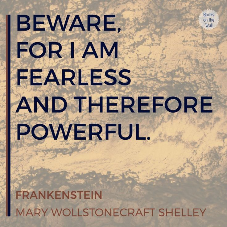 Quotes From Frankenstein Mary Wollstonecraft Shelley Frankenstein Book Quote Graphicbooks