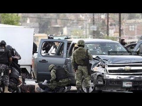 Balacera en Vivo Cartel del Golfo vs Zetas en Sinaloa 2014