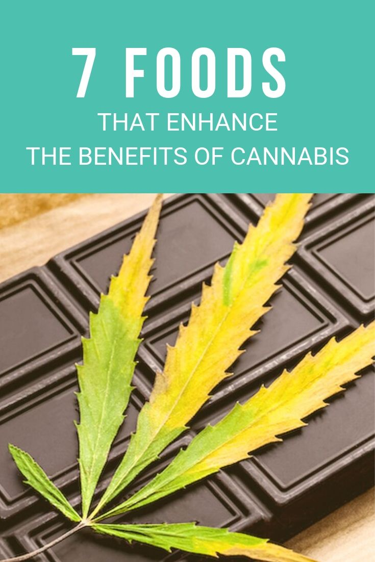 These foods are not only healthy, but they can actually enhance the many benefits of cannabis. Find out more about it here.