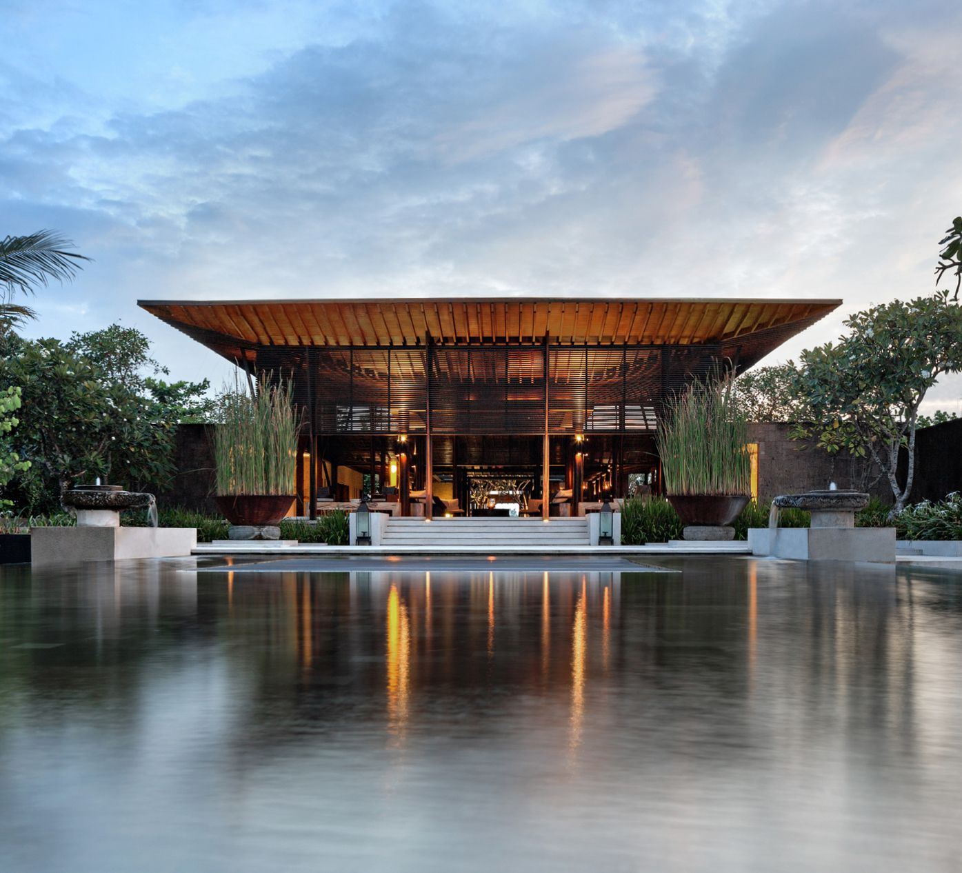 Soori bali scda architects scda architects architects for Prefab tropical homes