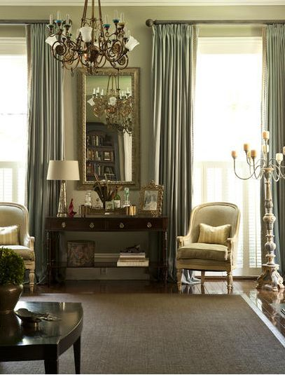 Color Scheme Carolyn Hultman Interior Design, Savannah, GA